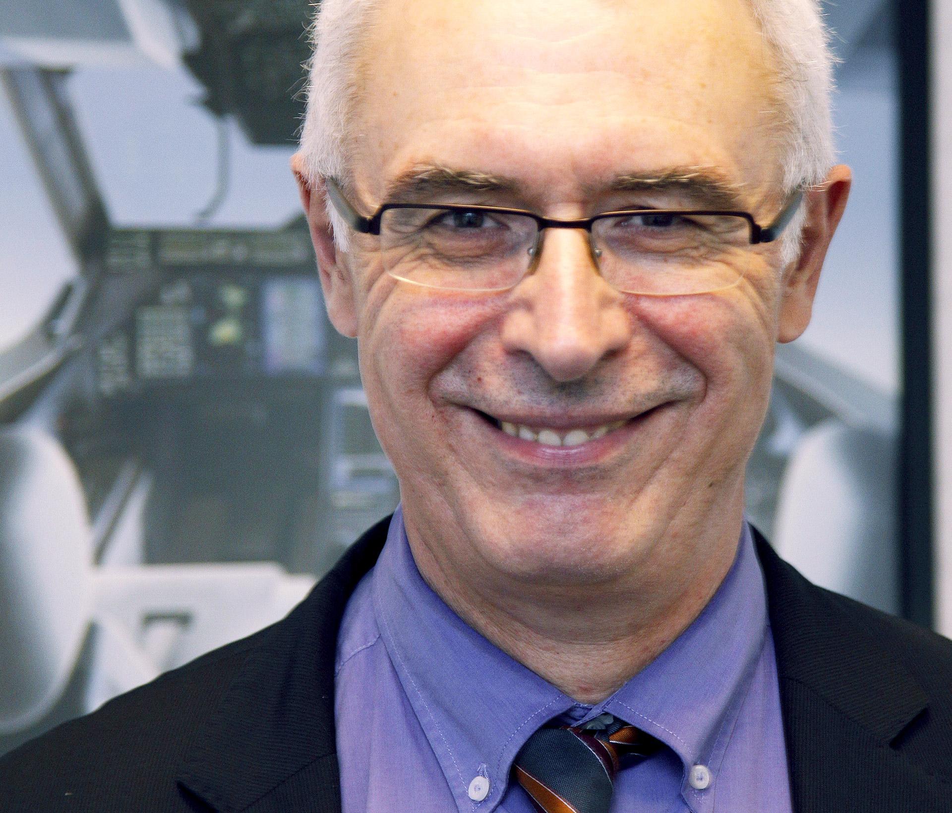 Norbert Dubost, PDG de Thales, les leader en équipement embarqué et terrestre