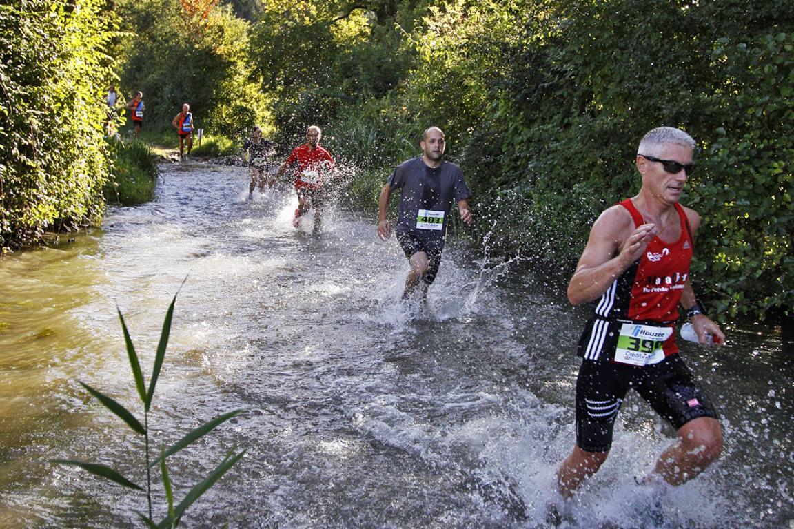 4ème édition de la compétition sportive La Houzée Running Trail