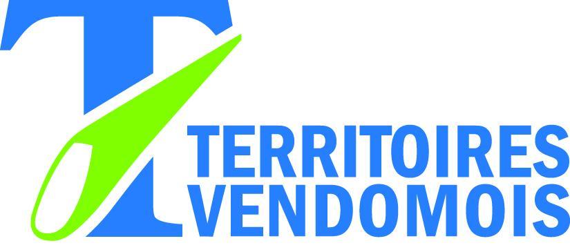 Logo territoires vendômois